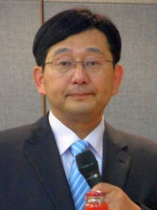 保坂祐二教授